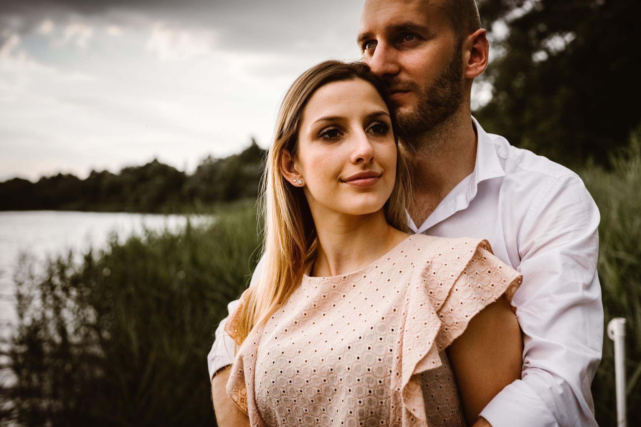 Paulina i Adrian - sesja narzeczeńska, Studio Fotografii